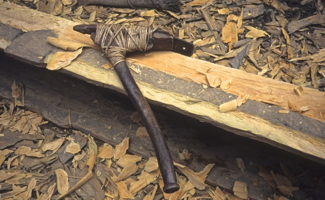 The boatmaker's tool